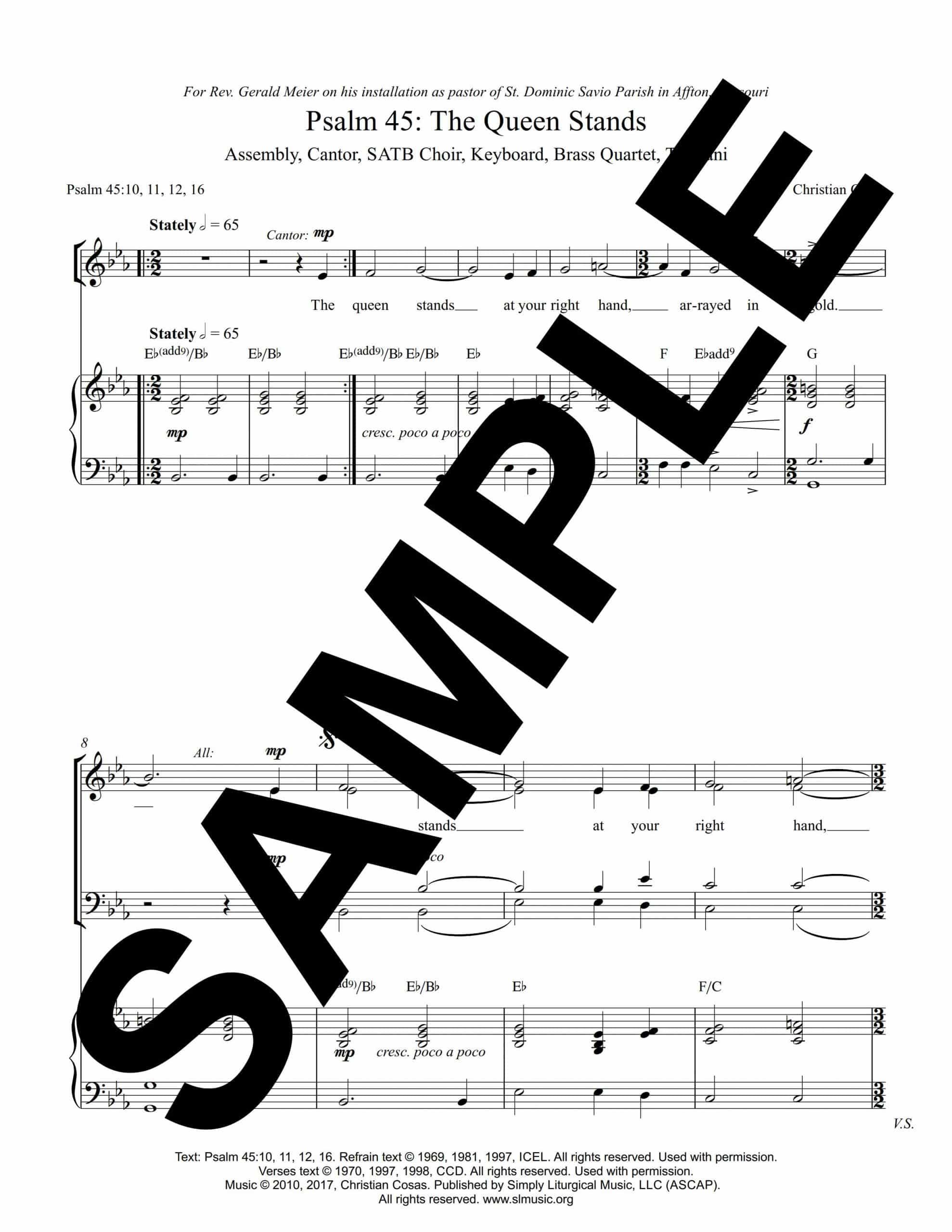 Psalm 45 Cosas Sample Octavo scaled