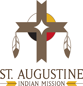 st augusting logo