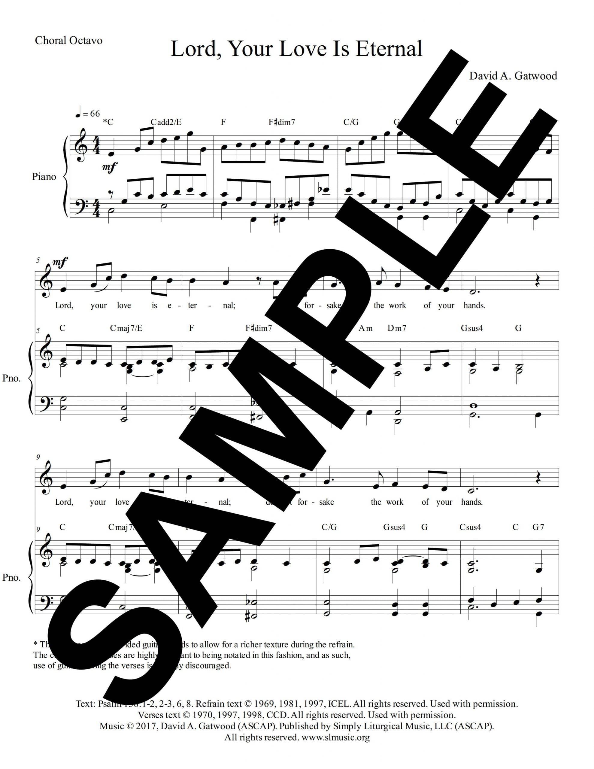 Psalm 138 Gatwood Sample Octavo scaled