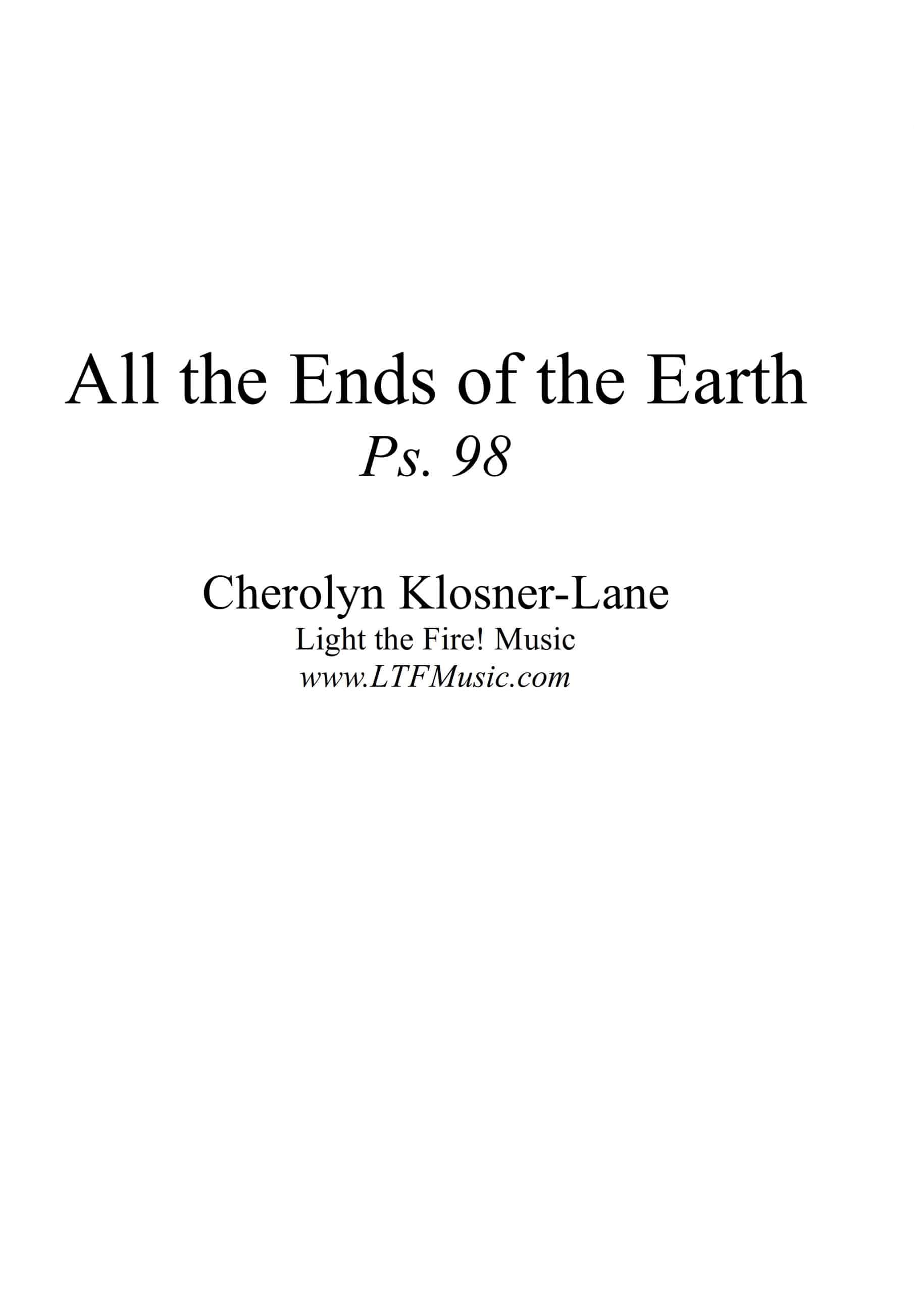 All the Ends of the Earth CompletePDF scaled