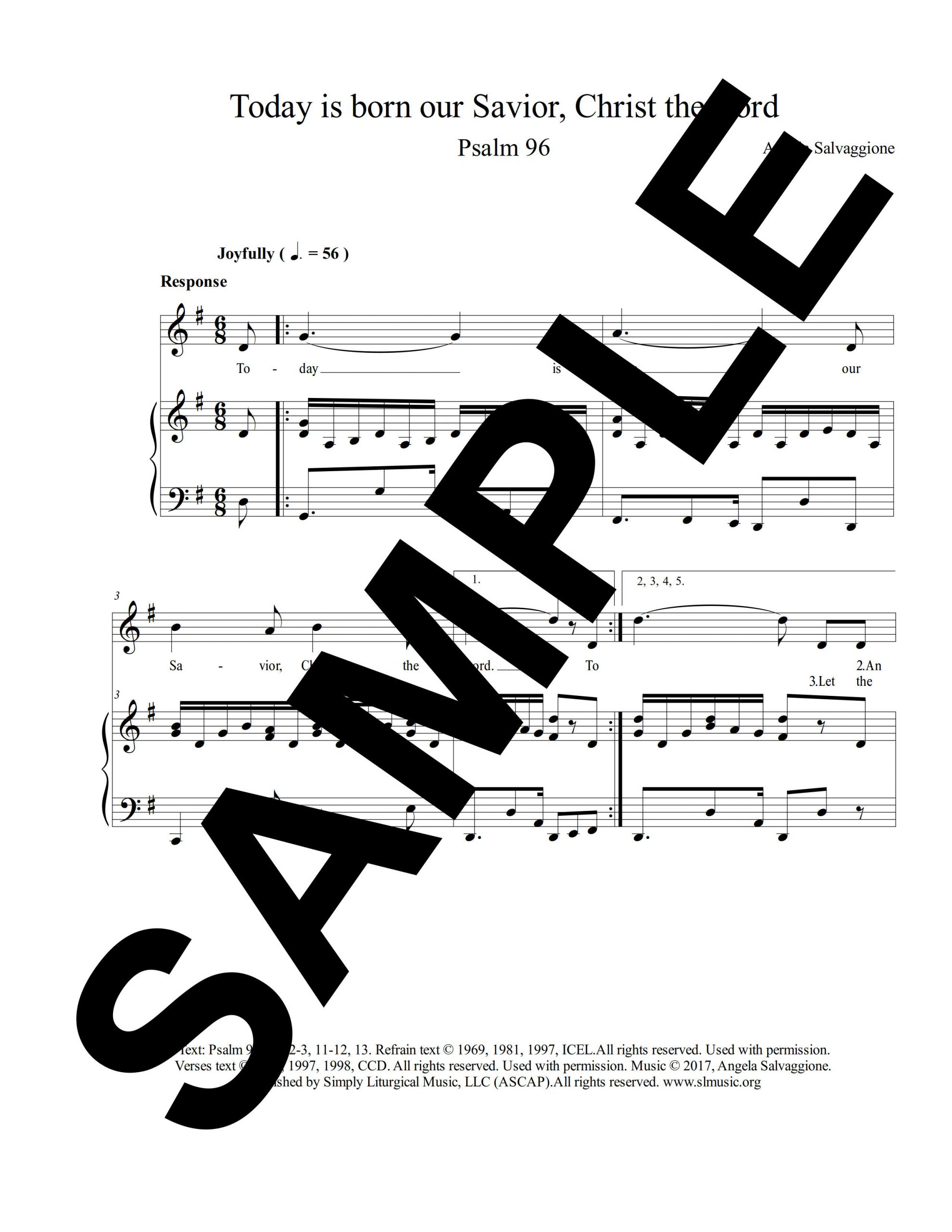 Psalm 96 Christmas Salvaggione Sample Octavo scaled
