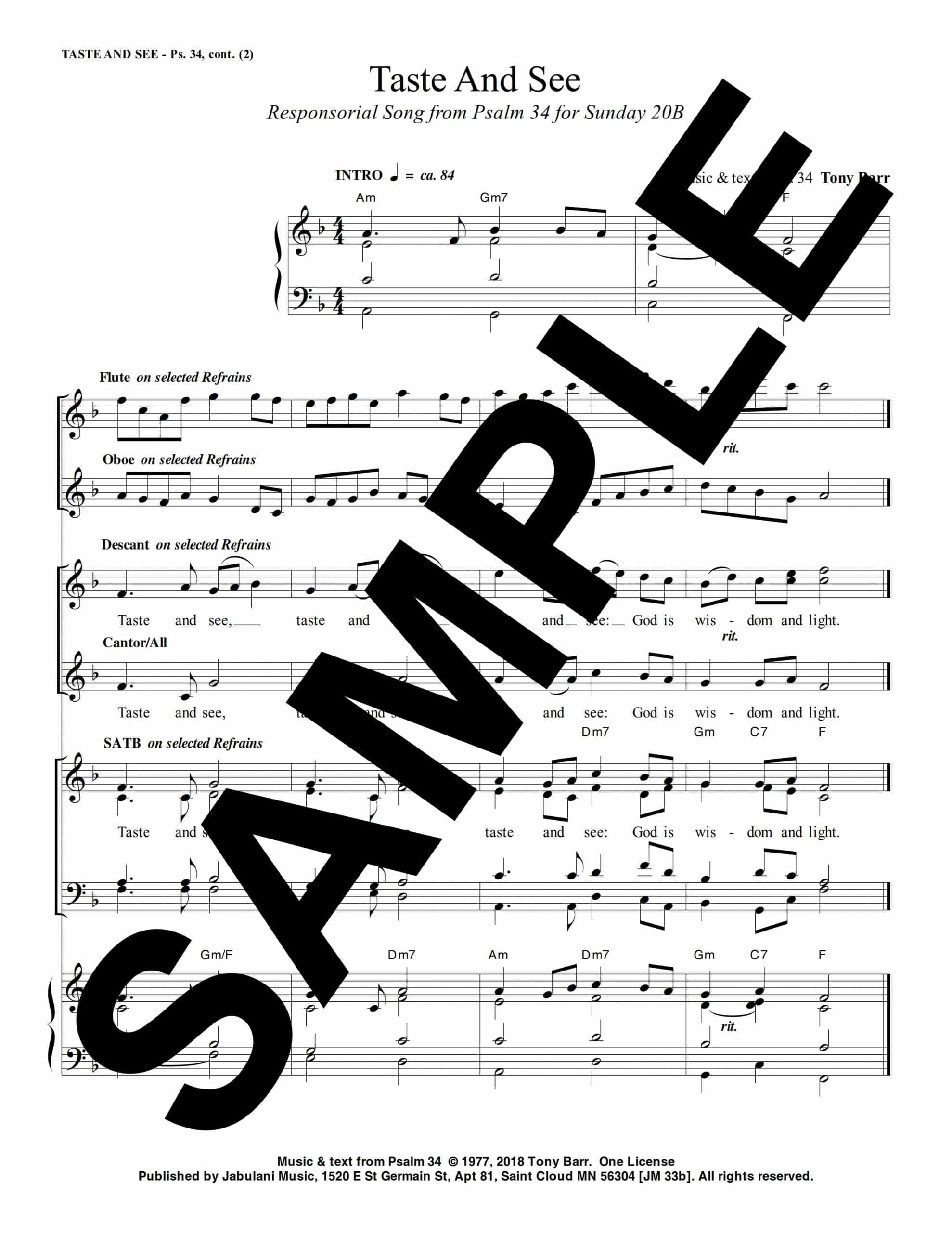 Psalm 34 20B Barr Sample All Music 1 scaled