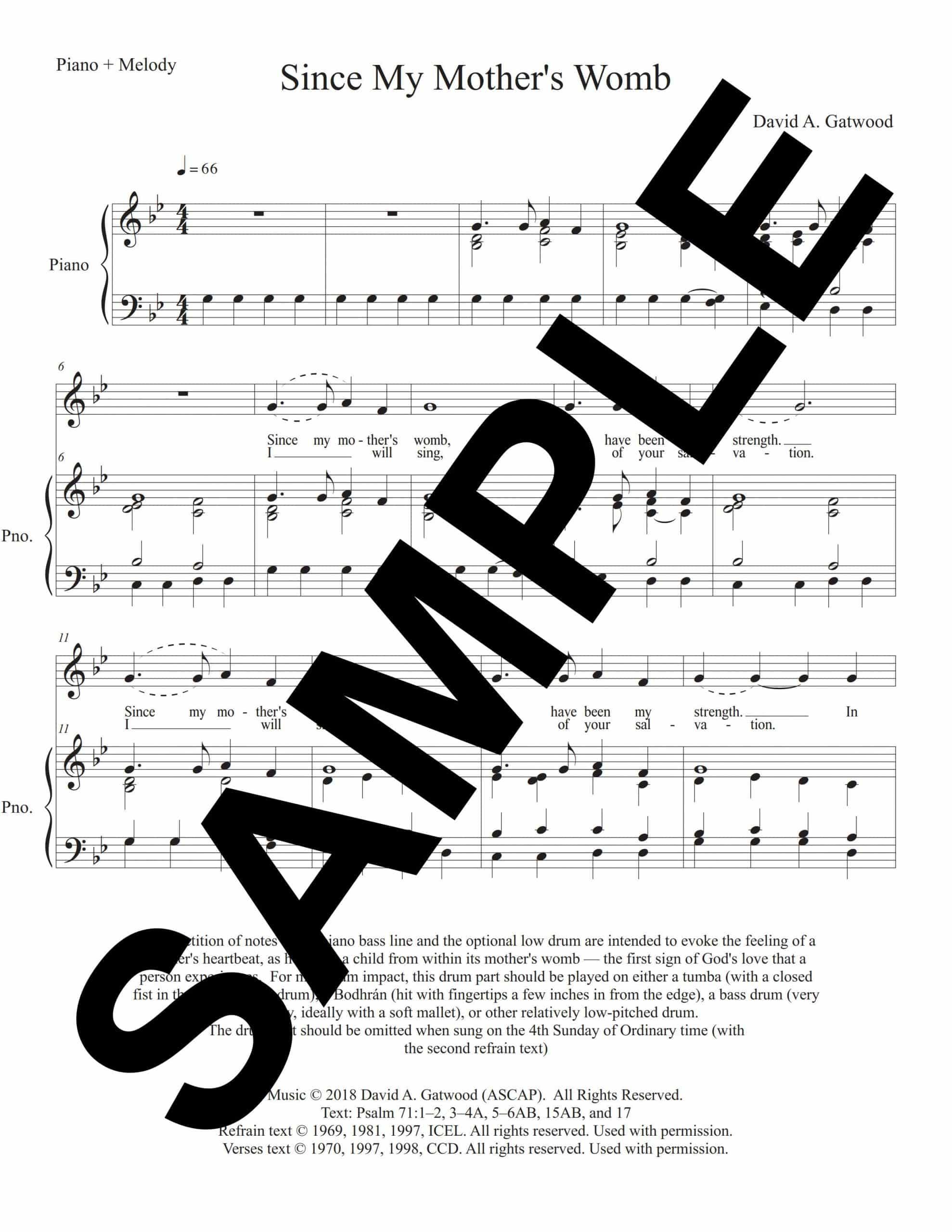 Psalm 71 Gatwood Sample Octavo scaled