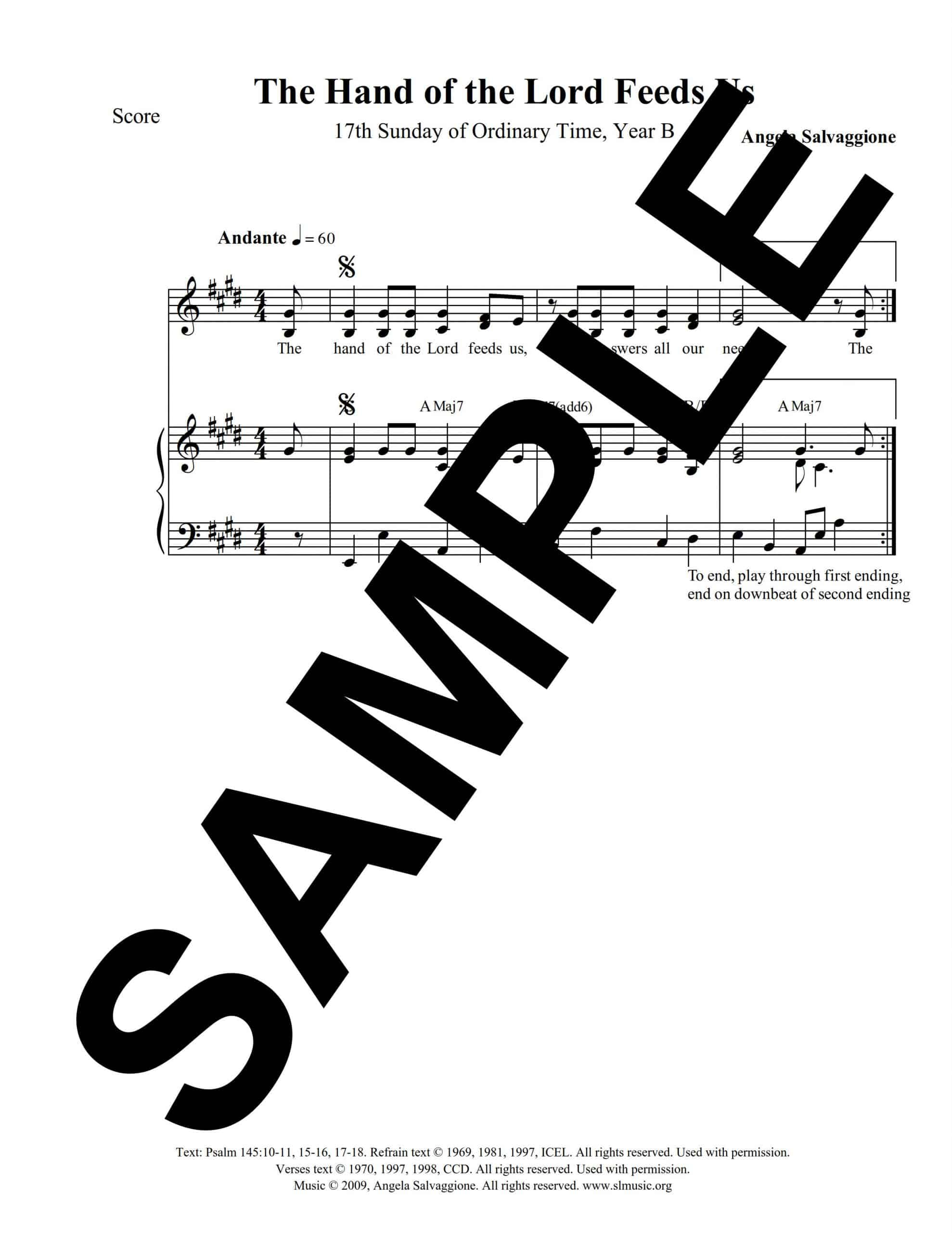 Psalm 145 17B Salvaggione Sample Octavo scaled