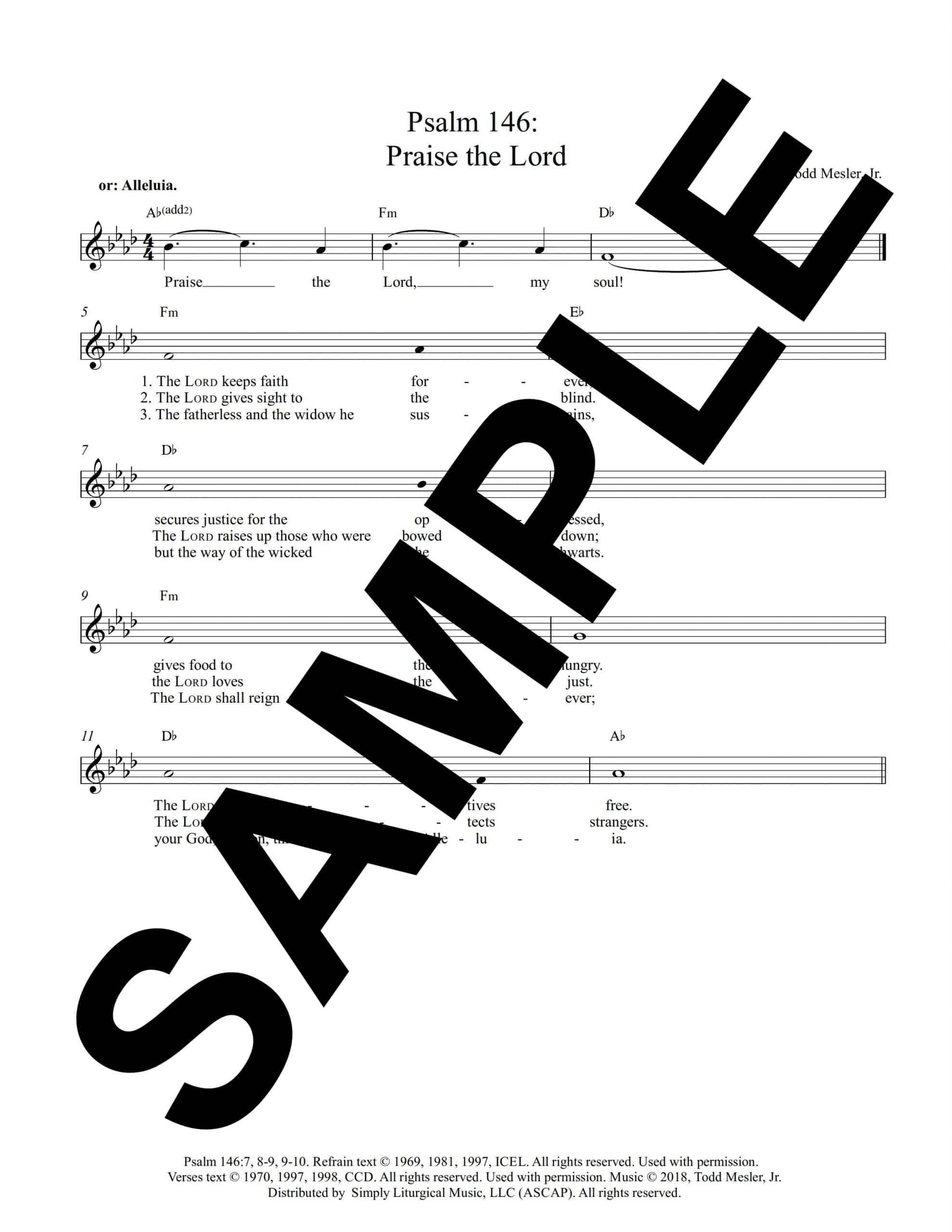 32B Ps 146 Mesler Sample LeadSheet scaled
