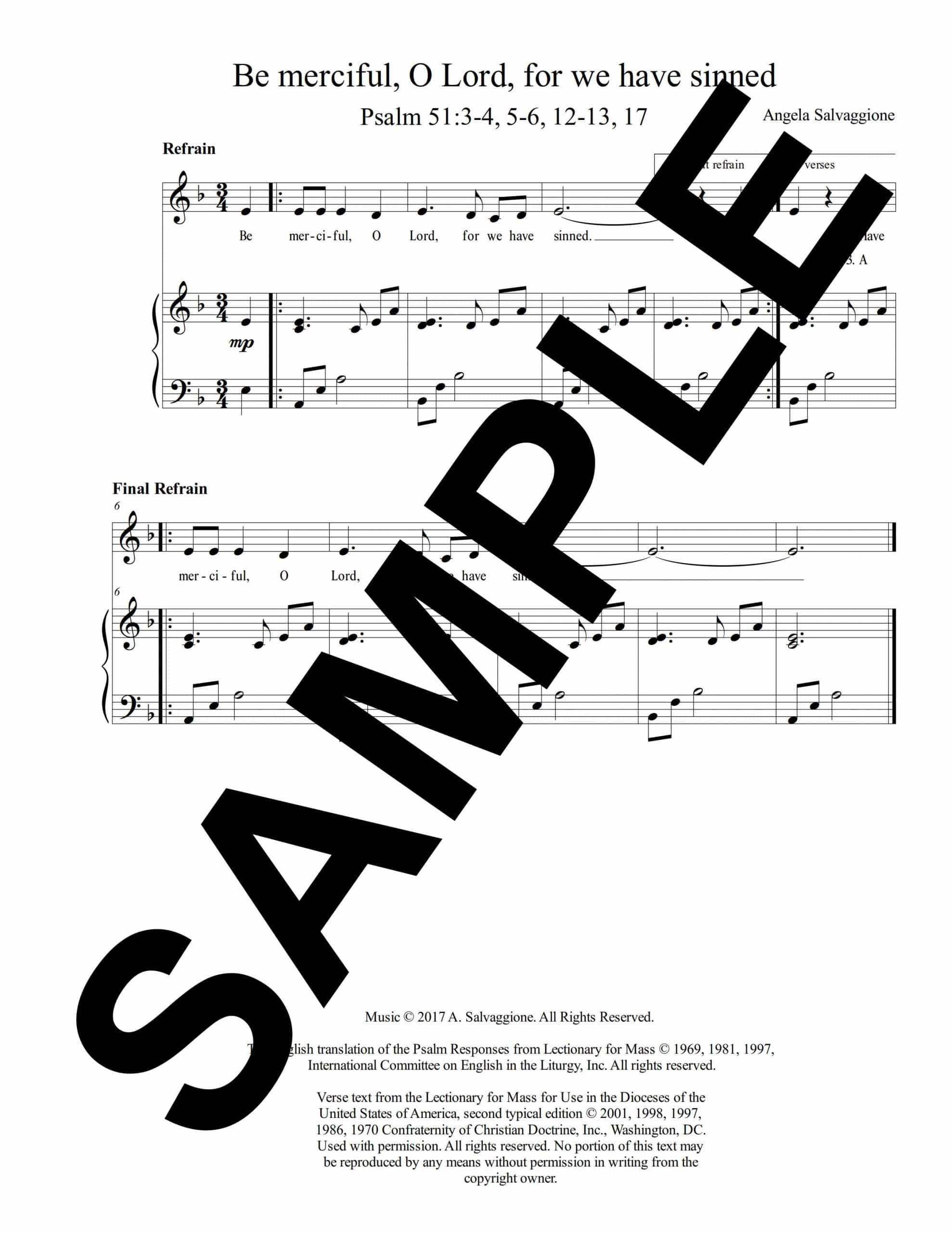 Psalm 51 Be Merciful O Lord Salvaggione Sample Octavo scaled