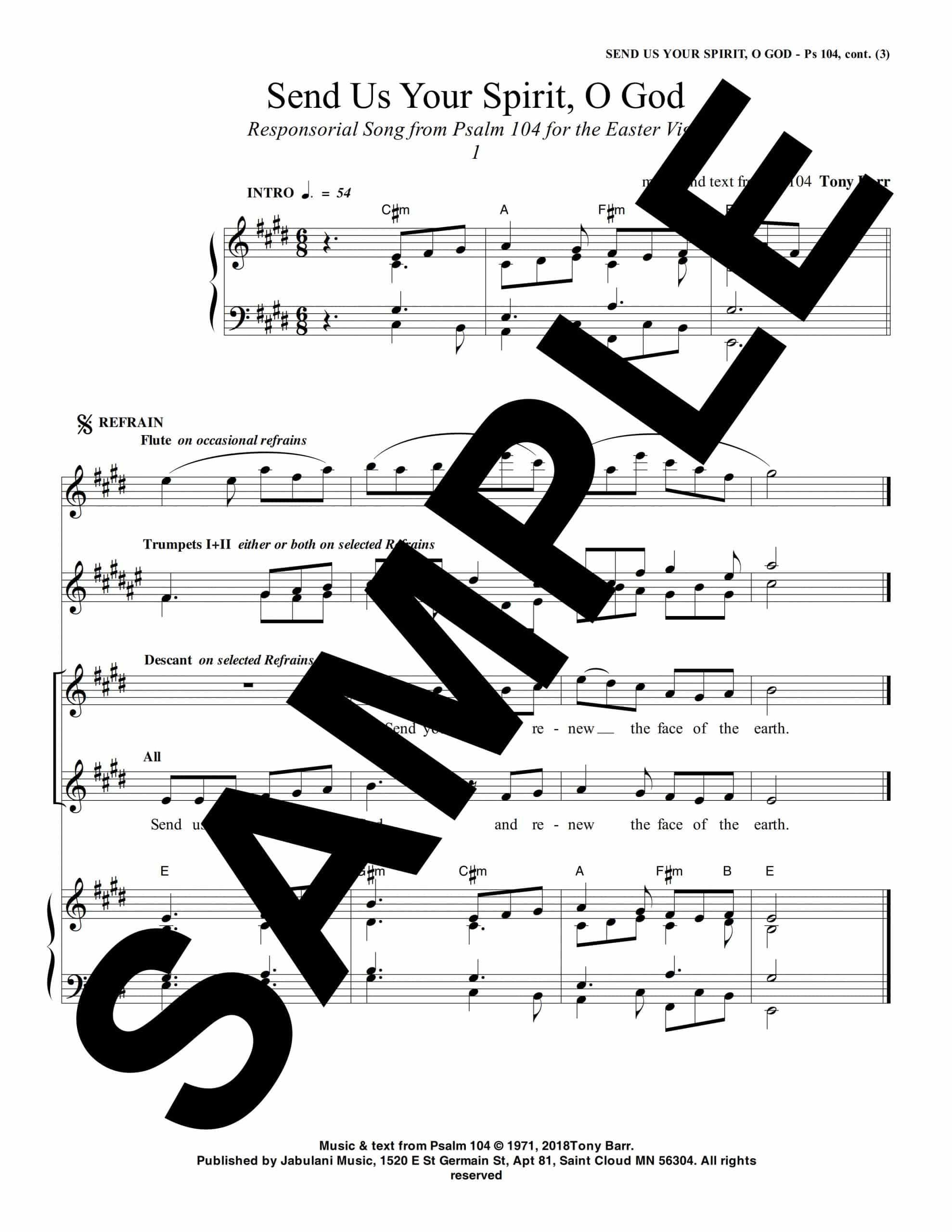 EV 1 Ps 104 Send Us Your Spirit O God Sample Musicians Parts 1 scaled