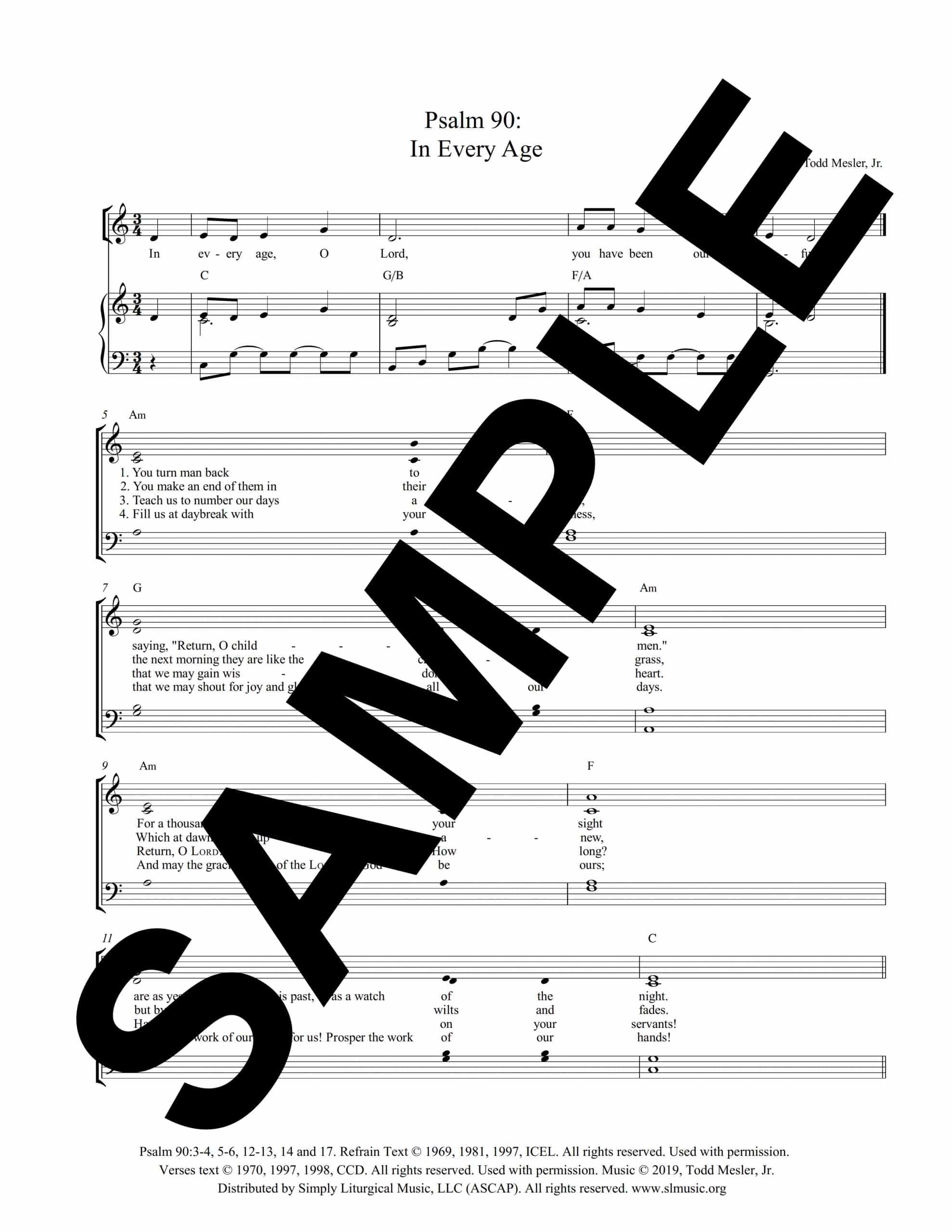 Psalm 90 In Every Age Mesler Sample Octavo scaled