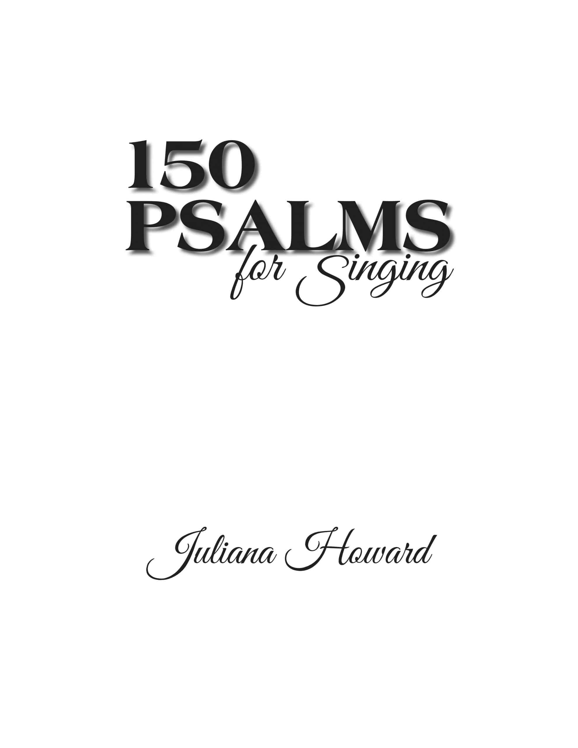150 Psalms Sample scaled