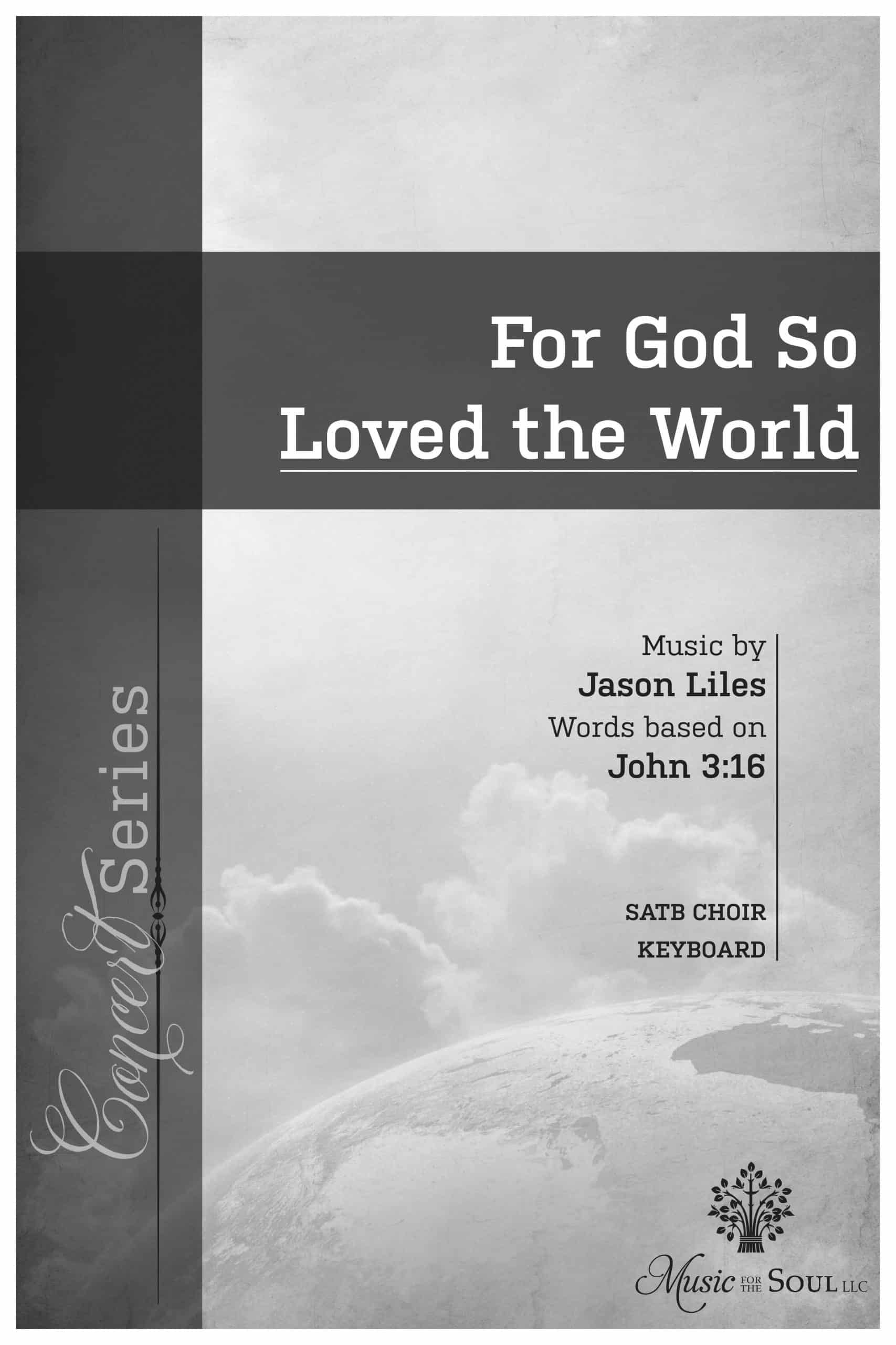 For God So Loved World scaled