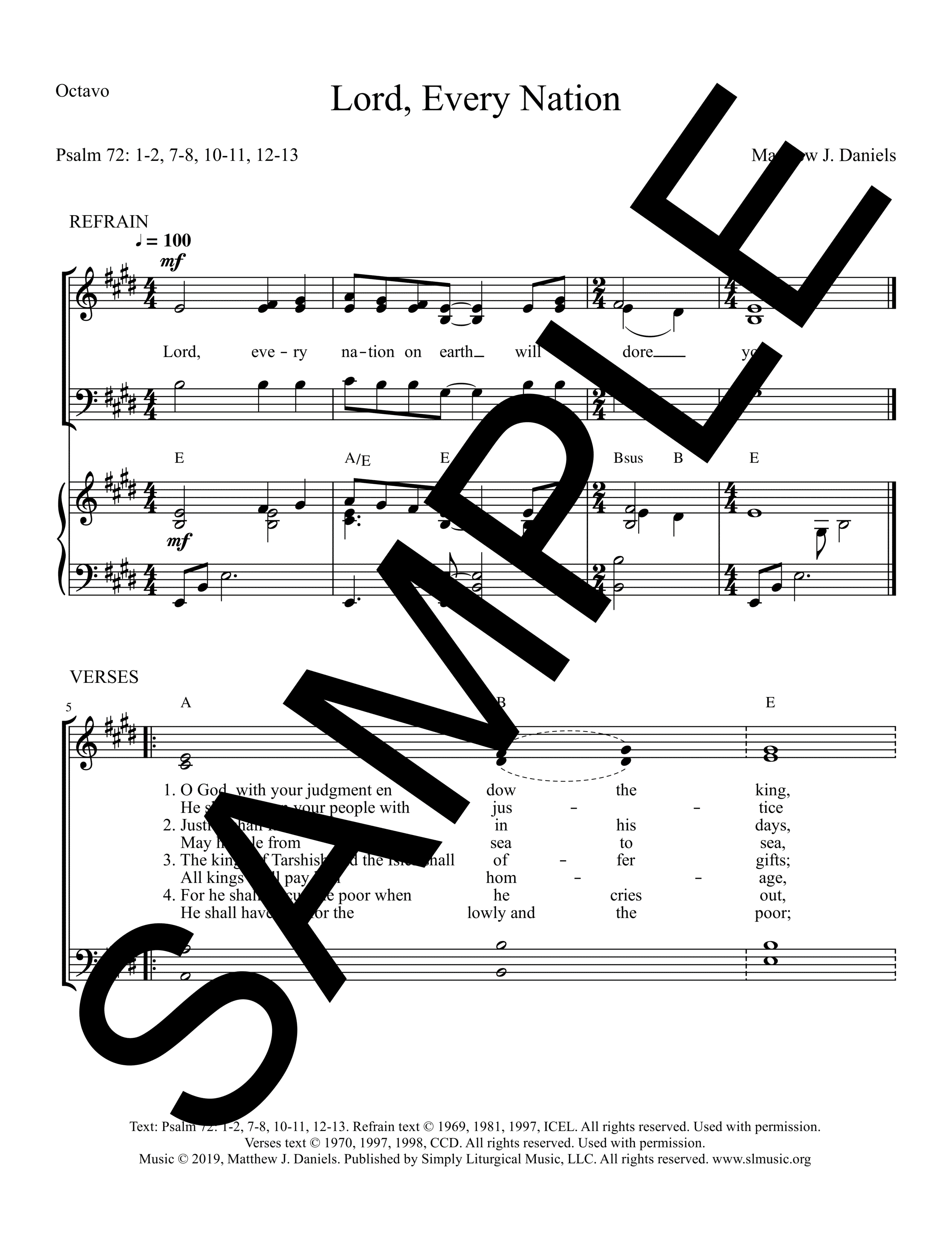 Psalm 72 Lord Every Nation Daniels Sample Octavo 1 png