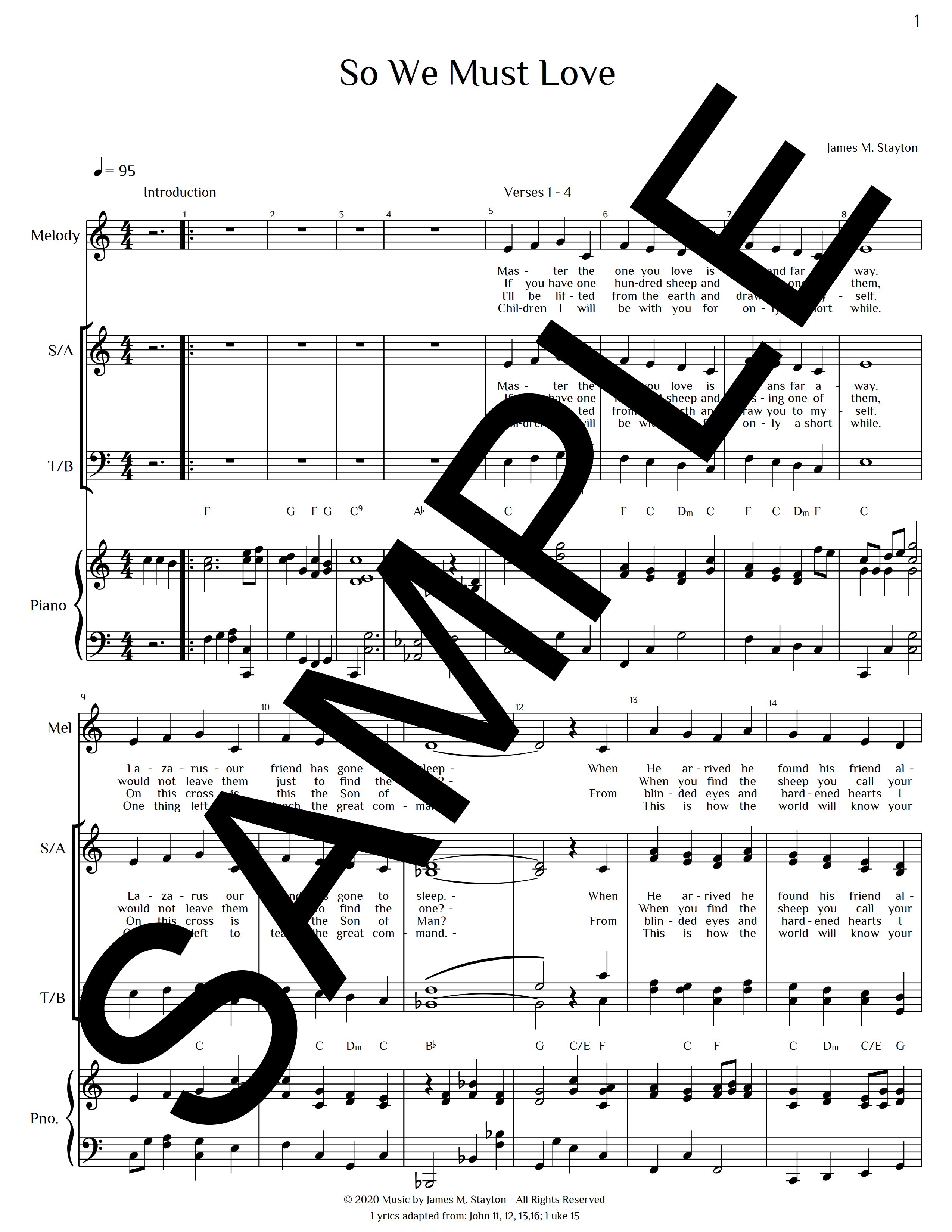 So We Must Love Stayton Sample Octavo 1 png