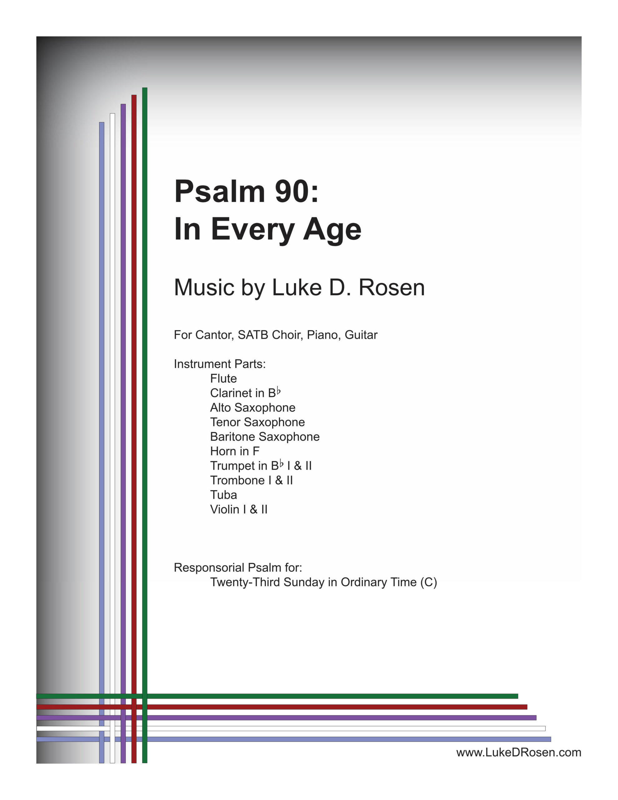 Psalm 90 In Every Age Rosen Sample Complete PDF 1 png